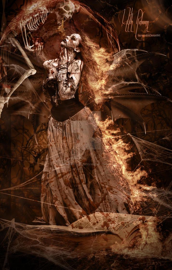 Lilith Reborn by lauraypablo