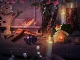 Rebirth Still life by lauraypablo
