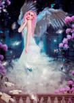 Angel of Friendship - For Evelinda