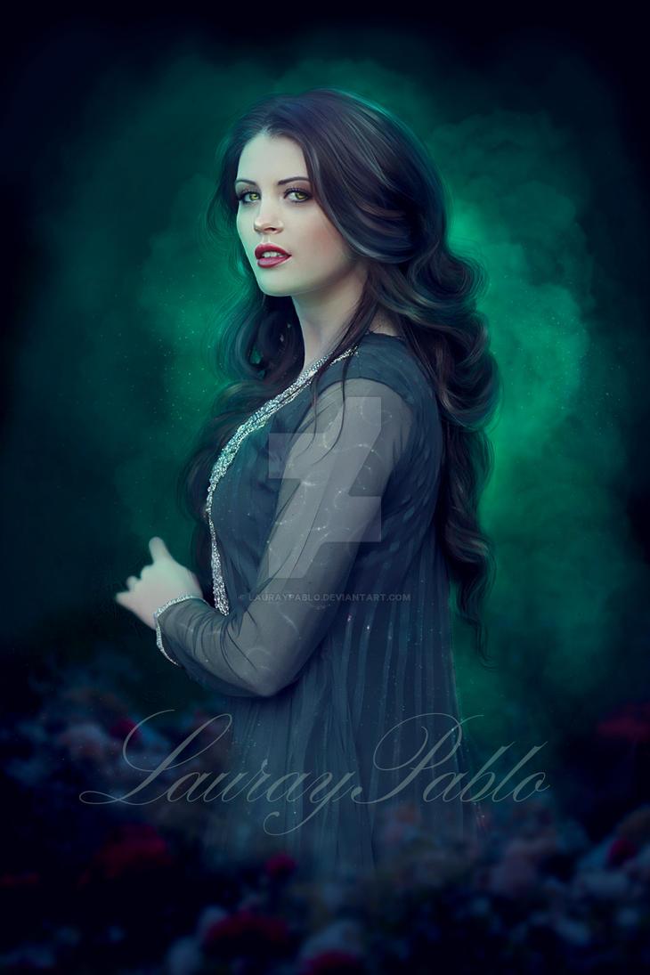 Danielle by lauraypablo