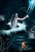 Poseidon by lauraypablo