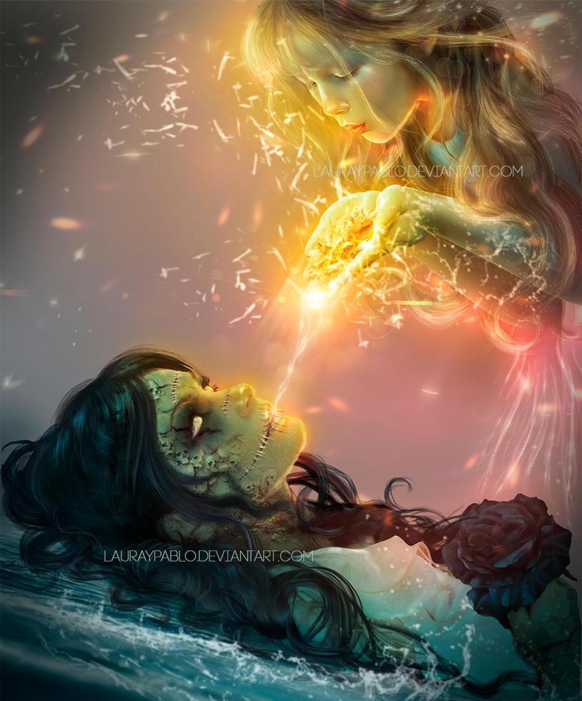 Duality  Sin Fondo by lauraypablo