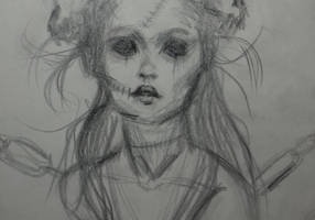 Portrait Practice - WIP Laura Leiva by lauraypablo