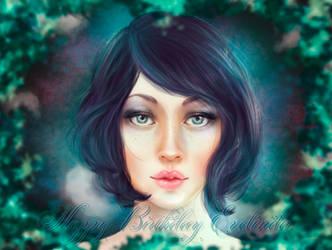 Evelinda by lauraypablo