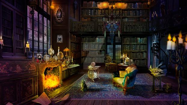 The Juliette's librarian