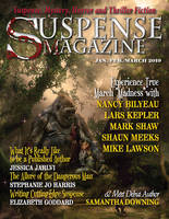 Suspense Magazine Laura Leiva Interview