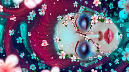 The flower power inside me