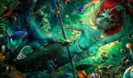 Dark Ariel