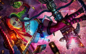 Harley-Jinx by lauraypablo