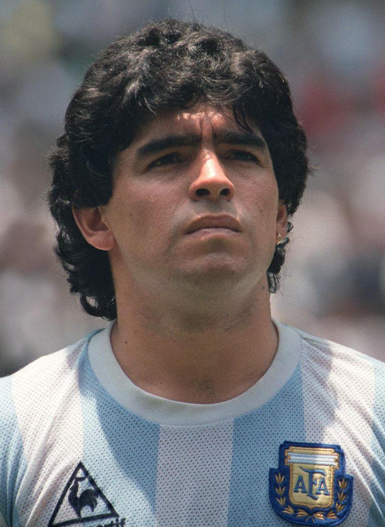 Diego Armando Maradona D10S