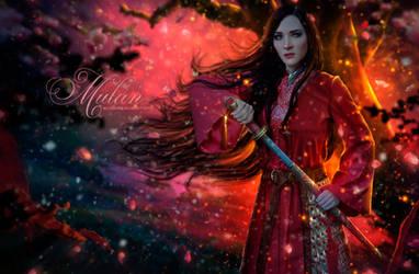 Mulan by lauraypablo