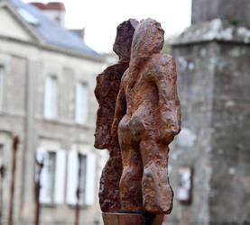 Guerande - statues 2 by leyannis