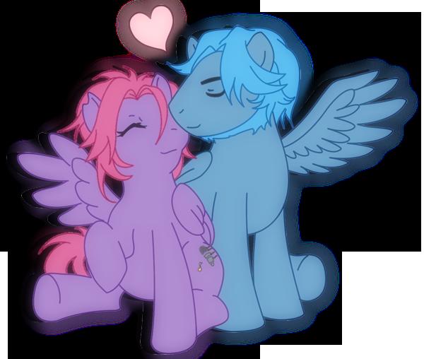 Pony Valentine by CassieMarimoto