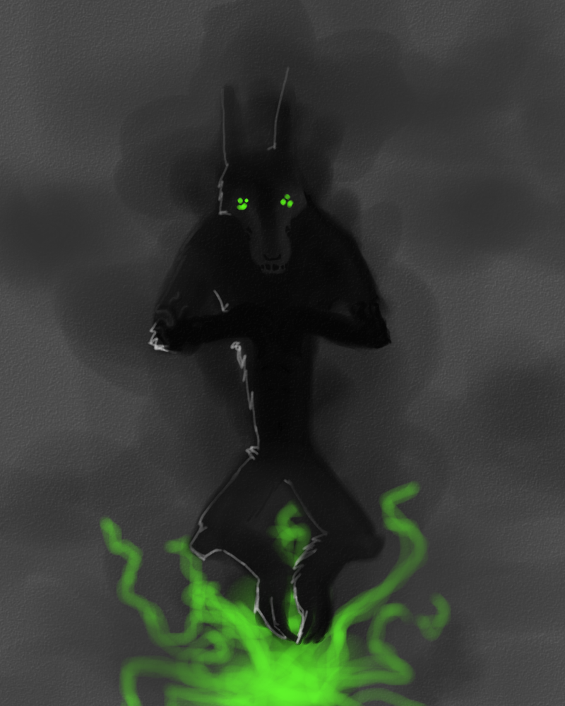 Wanderer Green Gem by Manocat