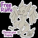 Rexbirb - RAFFLE - Choose your Palette - CLOSED