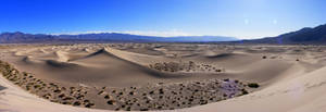 Death Valley Sand Dunes by GeologyNut