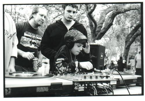 The Littlest DJ