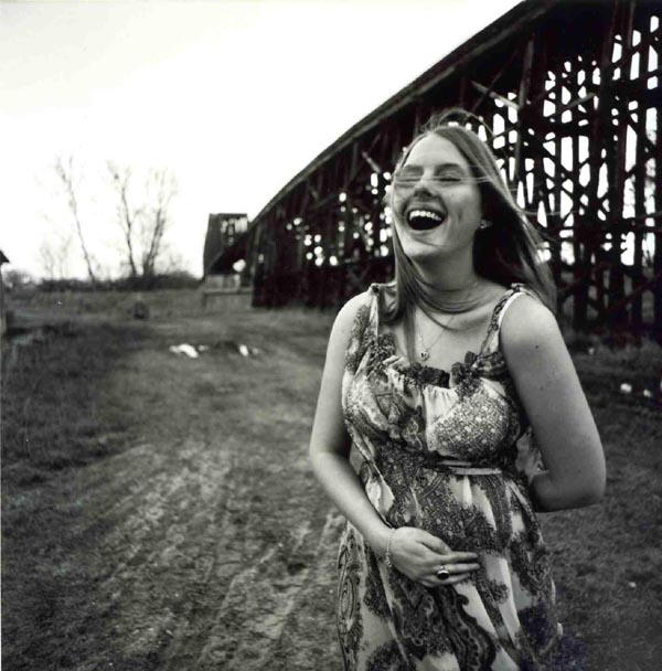 Erin Laughing
