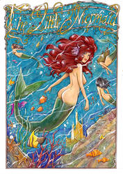 little mermaid by michelacacciatore