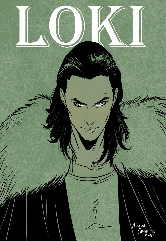 Loki by michelacacciatore