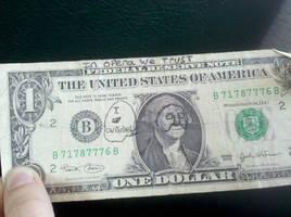 Phantom dollar by xxFeelGoodIncGirlxx