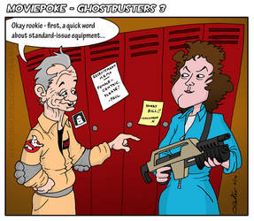 Ghostbusters 3 by AMarsReject