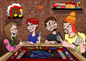 Firefly/Tabletop Fall into Fandom mashup by AMarsReject