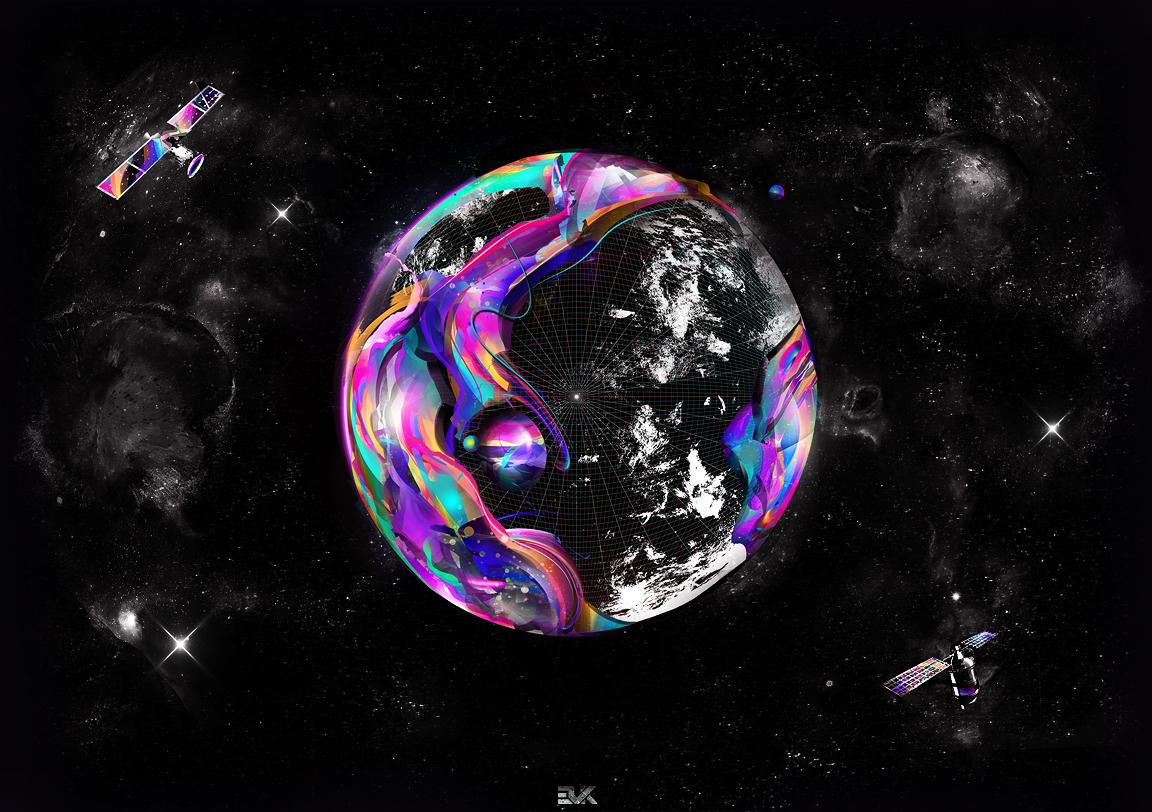 Cosm Elysia by StrangeProgram