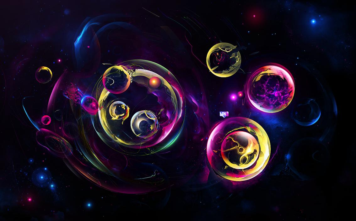 Anecdotal Universe by StrangeProgram