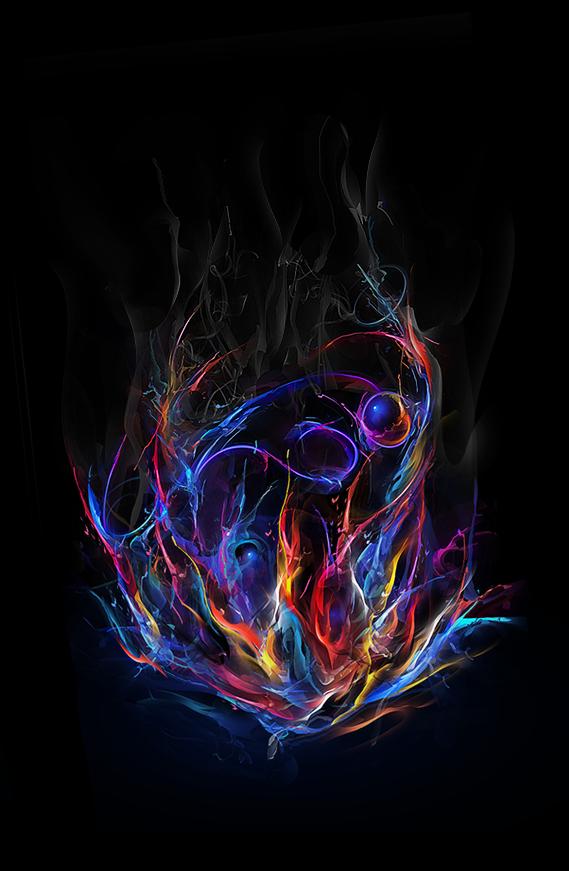 Lit by StrangeProgram