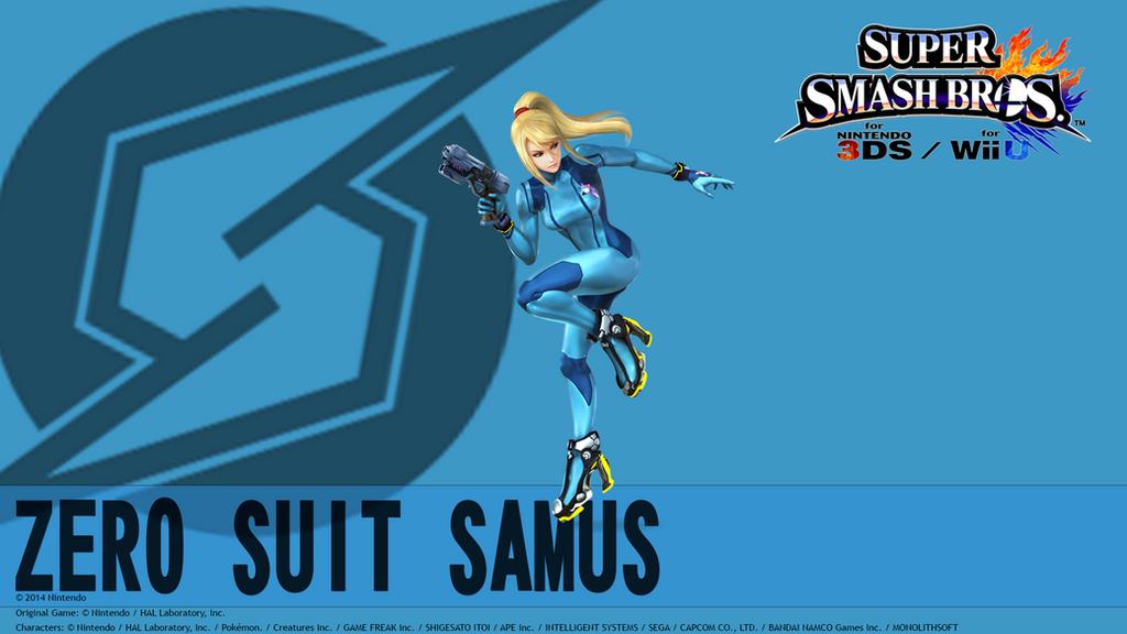 Zero Suit Samus Tru Minimalist by turpinator77 ...