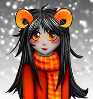 Winter Aradia by Kyaira-su