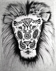 Lion by GoodmanDesigns