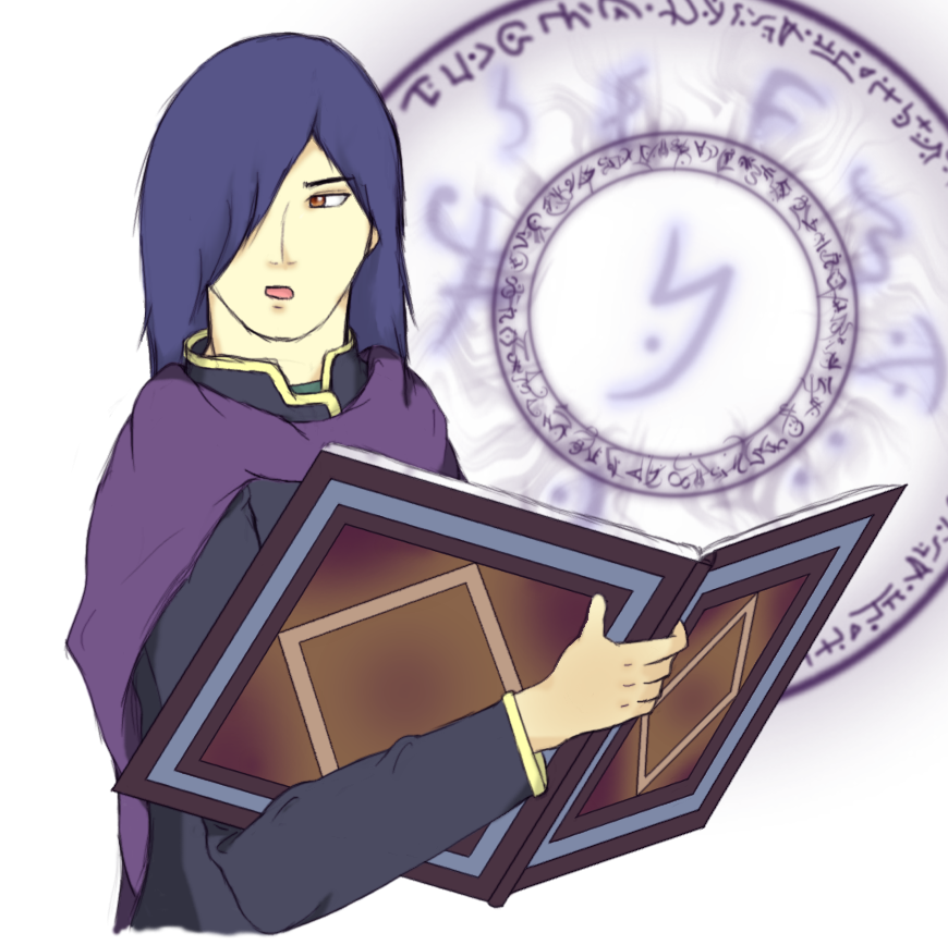 Ren, the tactician by HeartfulPeach