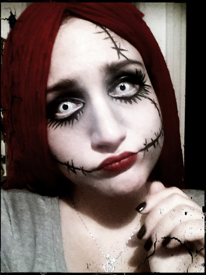 Sally, Nightmare Before Christmas Cosplay by Sallythepumpkinqueen ...
