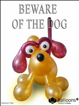 Beware of the dog II