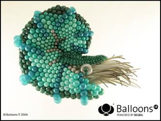 Nautilus sp. I by Balonmania