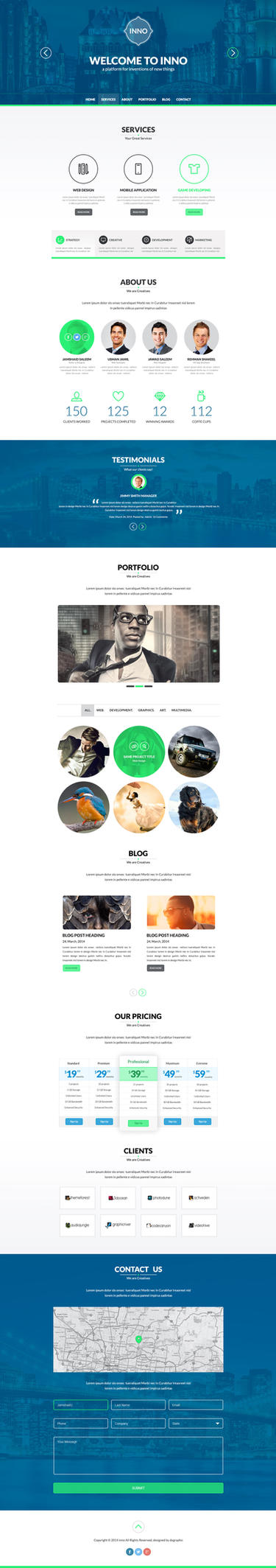 Inno by dxgraphic