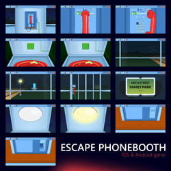 Escape Phonebooth Game
