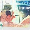 Love me - TamaHaru icon by JuryJekyll