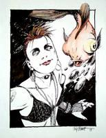 Commission: Delirium by B3NN3TT