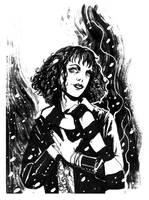 Sketch - Crazy Jane by B3NN3TT