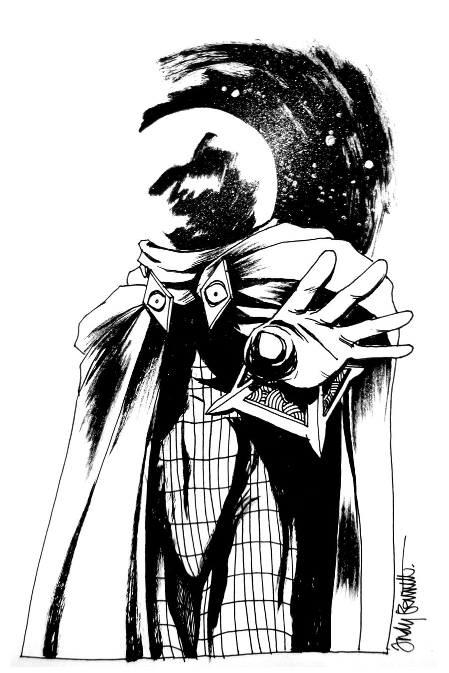 Sketch - Mysterio by B3NN3TT