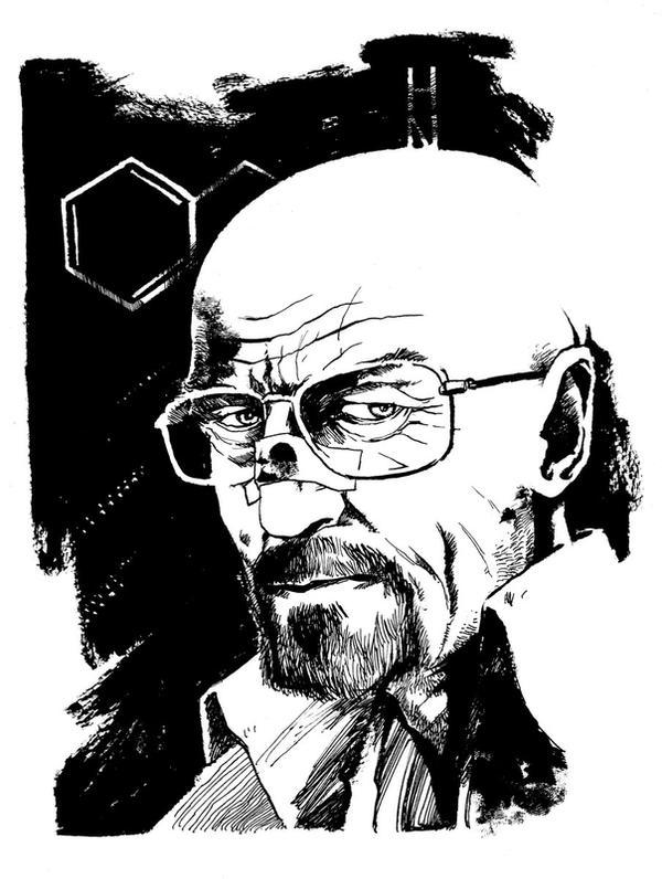 Heisenberg by B3NN3TT
