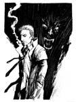 Con Sketch - Constantine