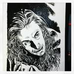 INKTober 2016 #29: Bob