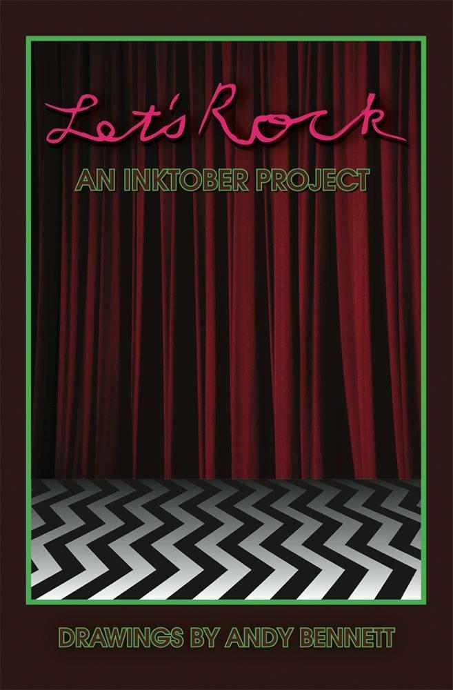LET'S ROCK cover art by B3NN3TT