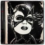 Inktober 2017 #10 - Catwoman