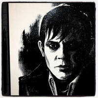Inktober 2017 #27 - Barnabas Collins by B3NN3TT