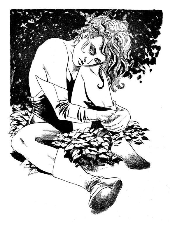 Poison Ivy by B3NN3TT